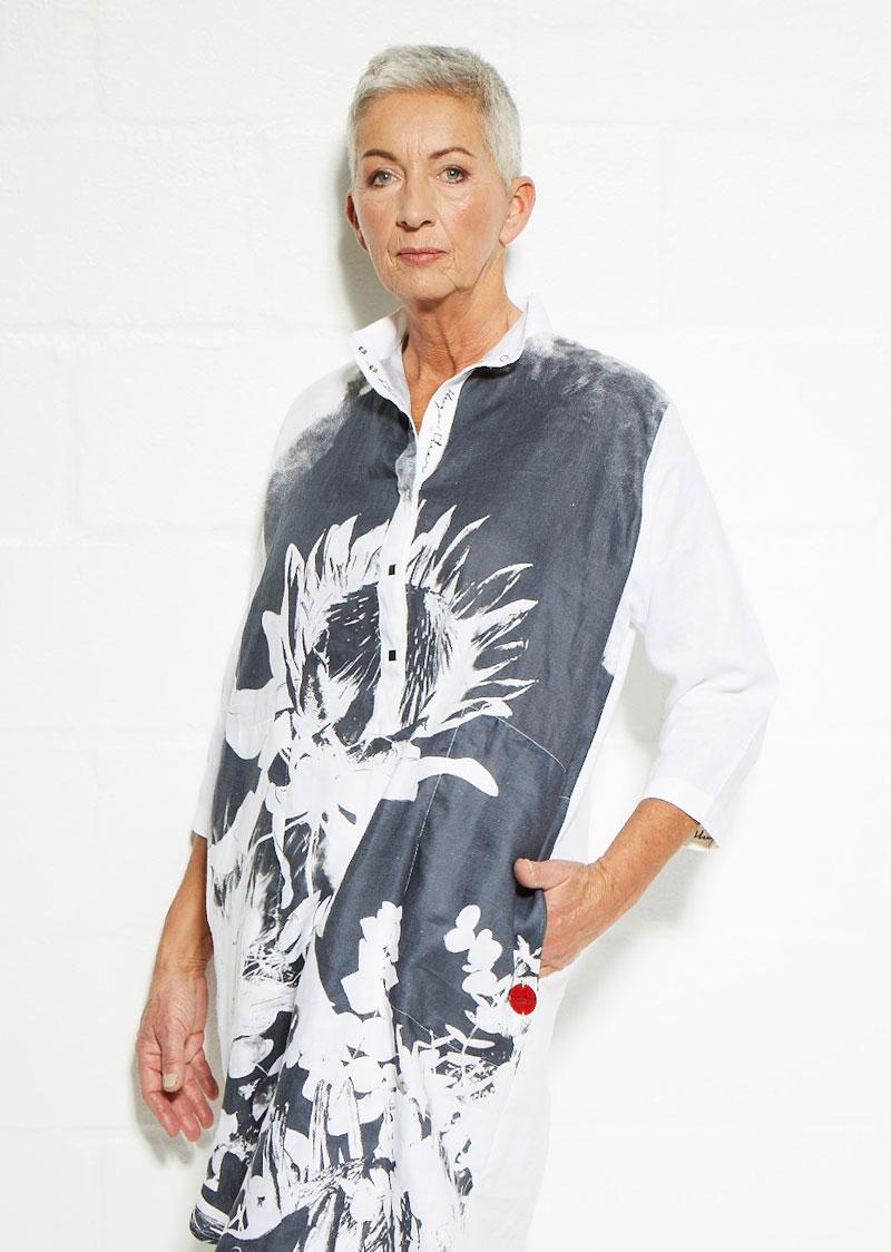 Hugo Flear modeontwerper Tis Moi
